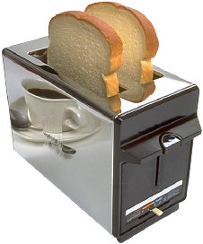 TOASTER: the humble servant of kitchen